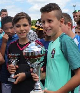 Les champions en titre : Les Traîne-Gourdins