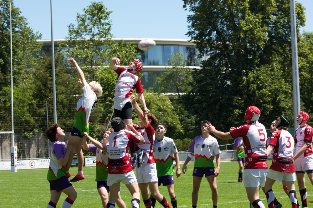 Final cup Rugby Suisse M16
